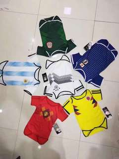 worldcup 2018 infant Jersey 6-18month