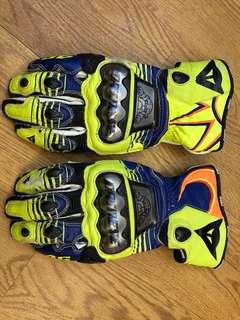 Dainese VR46 手套 Glove size:L