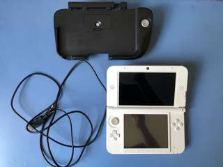 3DS XL Japan Set with 5 games and accessories