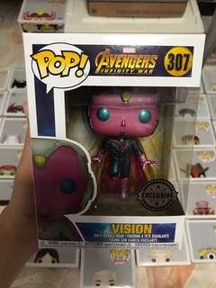 Vision funko pop