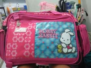 Robbie Rabbit Messenger Bag