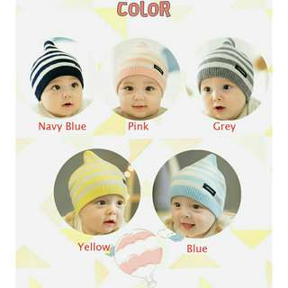 Lovely Baby Knit Cap