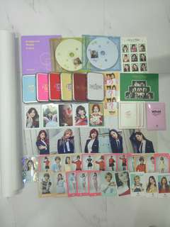 TWICE MASTERLIST CLEARANCE