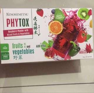 Kinohimitsu Phytox 14g x 42 sachets
