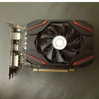 MSI Geforce 1060 3GB (吐血價只得一盒)