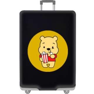 Winnie pooh luggage cover