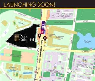 Above Woodleigh MRT FROM $16xx PSF condo new launch