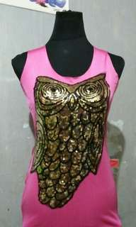 Owl Night Out Dress