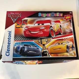 Disney Cars puzzle 250pc