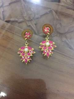 (BN) Promotion for this week-Pink Earrings