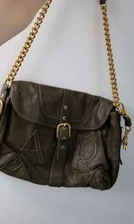New Andre Ross leather handbag