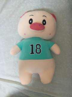 Pig Soft Toy