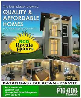 Affordble Pre-Selling House and Lot for Sale in San Jose Del Monte Bulacan