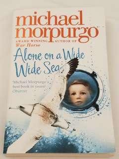 Michael Morpurzo - Alone on a wide wide sea