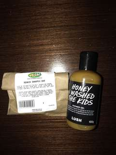 Lush Seanik and HIWTK