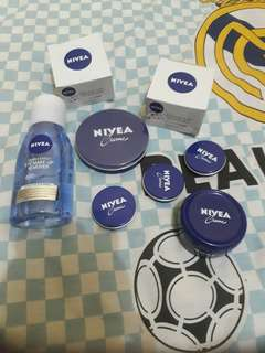 Nivea Beauty Pack