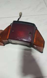 Rxz Bosch Tailight
