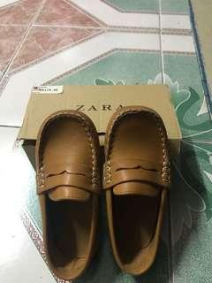 Kasut budak brand Zara Original saiz 24