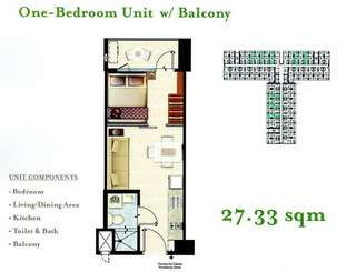 Taguig condo for rent