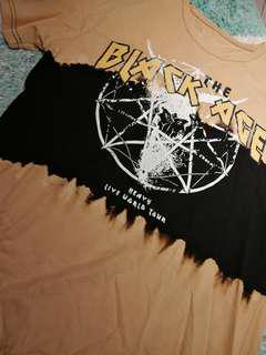 Black Age (Rock Live World Tour) Band Logo Shirt