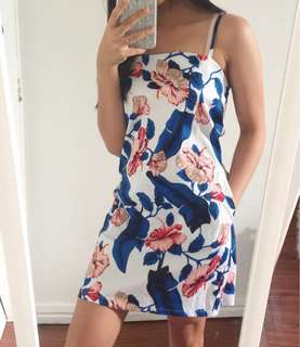 Vanilla Breeze Clothing Dress