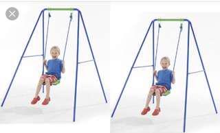 Single swing (single outdoor swing)