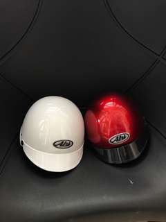 Helmet brand new a pair