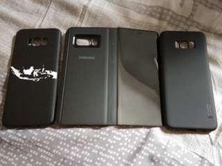 Casing HP Samsung S8+