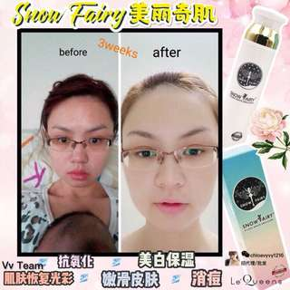 Snow Fairy Lotion