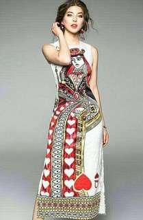 Queen Maxi Dress