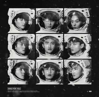 EXO - SING FOR YOU [PROMOTION]