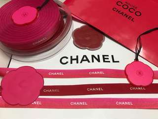 Chanel ribbons