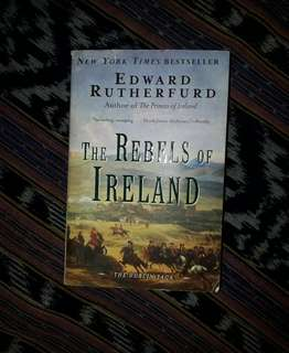 Buku The Rebels Of Ireland