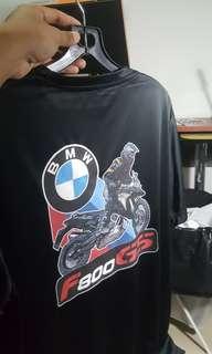 F800gs size M (Reject shirt)