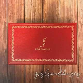 RENE CAOVILLA CHANEL PAPERBOX 紙盒 名牌紙盒