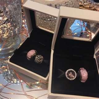 Pandora charms 心heart diamond 手鏈 吊飾 bracelet 禮物 chanel ysl Dior Monica folli follie Cartier links of london van cleef arpels Hermes