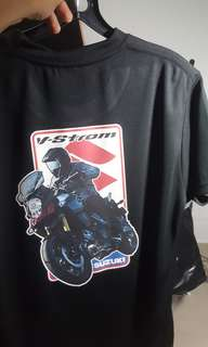 Vstrom Size S (reject shirt)