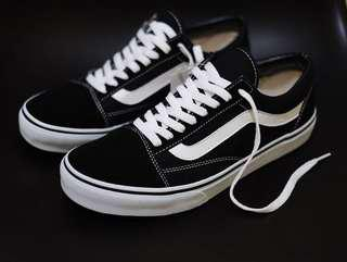 VANS OLDSKOOL BLACK/WHITE, ORIGINAL 100%!