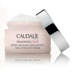 caudalie resveratrol lift face lifting soft cream 50ml 100% real and new