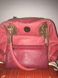 Sophie Martin Bag + Greenlight Wallet