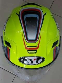 1806--- KYT TOPPAN 50 Helmet $$ 🦀 For SALE, Yamaha Jupiter, Spark, Sniper, Honda, SUZUKI
