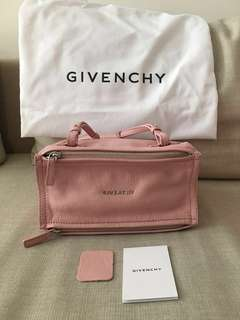 *FINAL SALE* GIVENCHY Pandora Mini Bag <可交換>