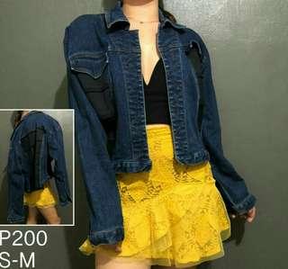 Maong / denim jacket