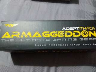 Armaggeddon (The ultimate gaming gear)
