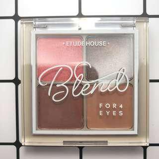 Etude House blend for eyes no,6 Blooming Coral
