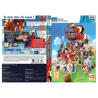 (PC) One Piece Unlimited World Red Deluxe Edition