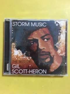 Storm Music Cd