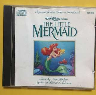 The Little Mermaid Cd