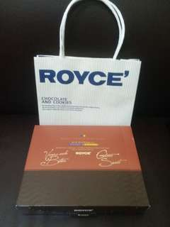 Royce Pure Chocolate 朱古力