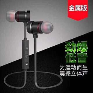 magnet bluetooth headset